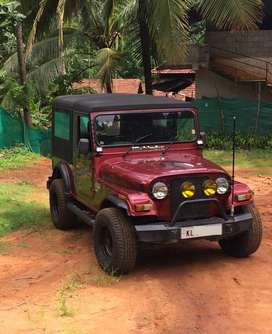 Well maintained 2011 model Thar for sale