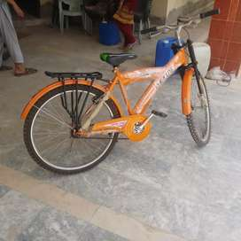 New Sports bicycle