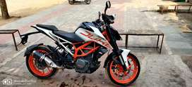 I have ktm 2017 dec white edition at 170000