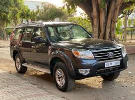 Ford Endeavour 2011 Diesel 113000 Km Driven