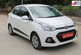 Hyundai Xcent S 1.2, 2016, CNG & Hybrids