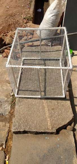 Cage for bird's