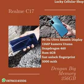 Realme C17 Big Memory 2 jutaan