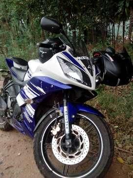 Yamaha r15, 2014,good tyres, v2