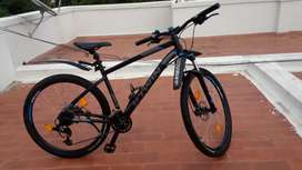 Second-Hand BTWIN RockRider 520 cycle for sale