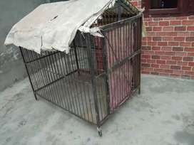 Pet cage fixed price 3500