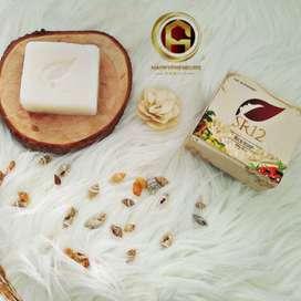 Rice Soap (Sabun Beras) SR12/ Sabun untuk kulit berminyak