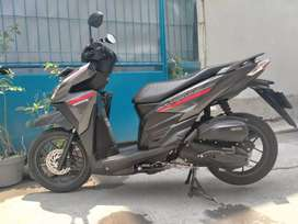 Honda Vario 125cc, 2017, AD Solo Kota,. pajak Hidup, Surat Komplit