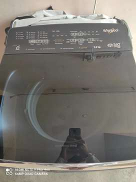 Whirlpool fully automatic machine