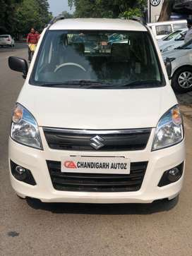 Maruti Suzuki Wagon R LXI, 2017, CNG & Hybrids