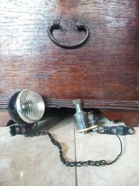 Lampu & dinamo merek (Soubitez)