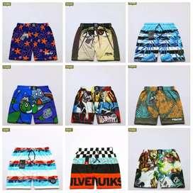 Celana boxer motif