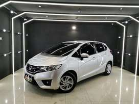 Jazz S matic th 2014 pembelian 2015 facelift (L)tgn1 Silver