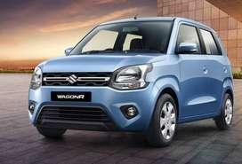 NEW CAR 2021 MARUTI SUZUKI WAGON R IS LOWEST  DOWN PAYMENT