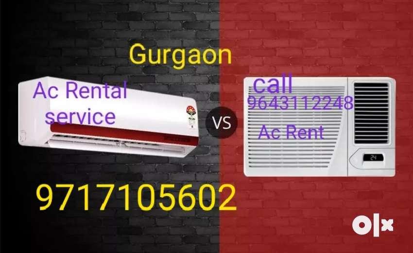 Ac on Rent All gurgaon NCR