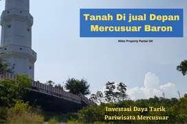 Tanah Pantai Baron Depan Mercusuar Di Jual Gunungkidul Yogjakarta
