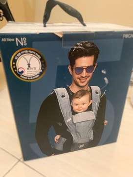 Baby Carrier Gendongan Pognae Terbaru Denim