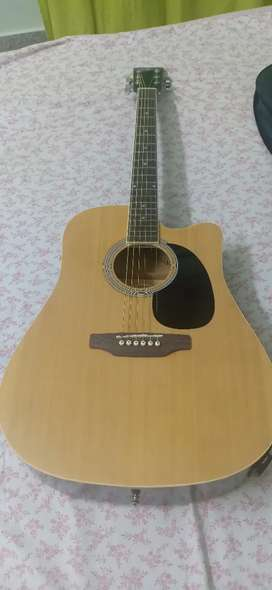 Only one month used Guitar for sale
