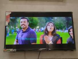 40 inch normal sony brand // slim new 1080p led tv with 1 year waranty