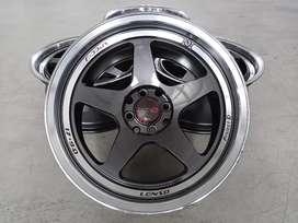 Velg Bekas Type Lenso Ring 17 Buat Mobil Yaris Datsun Vios FordFiesta