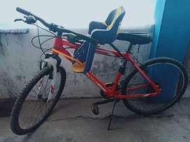 Sepeda wimcycle MTB bekas