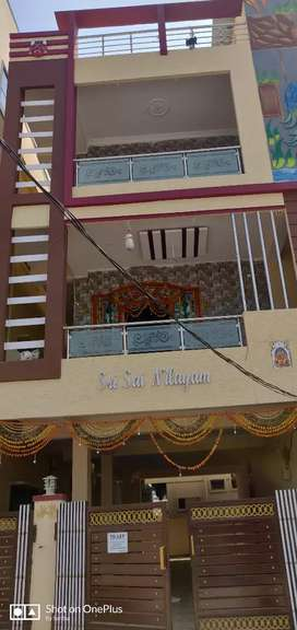1BHK HOUSE FOR RENT AT R R HOMES AMEENPUR - 9,000