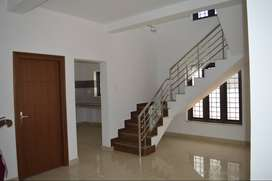 Close to Amala Medical College/4cents/Gated Community 3BHK in main TCR