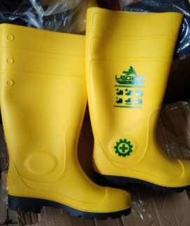 jual sepatu boots safety