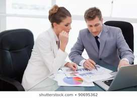 Requirement    senior accountant male and female candidates in kanpur