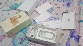 Oppo A37 original charger box