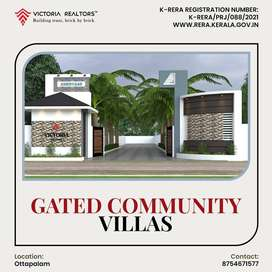 Kerala's Well Designed 3BHK For Sale In Ottapalam Town