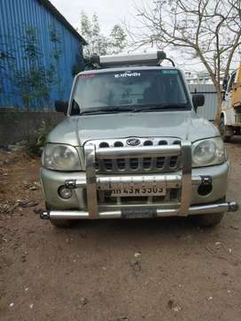 Mahindra scorpio in good condition