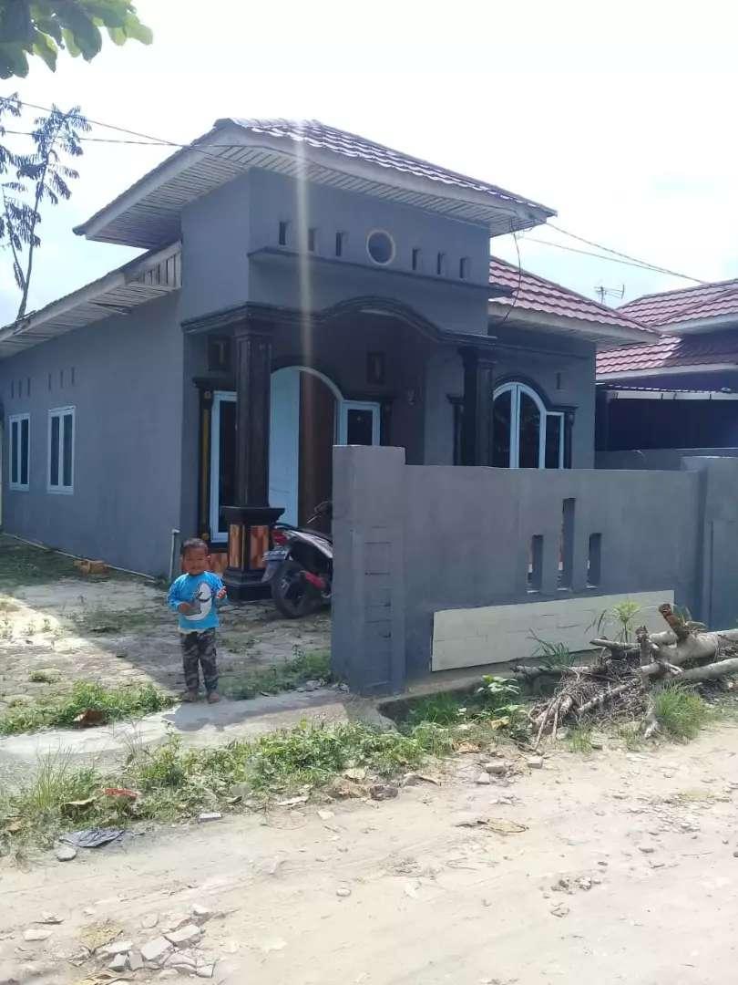 Rumah murah type 60/165