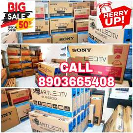 """NEW SONY 43""""INCHES SMART 4K ANDROID LED TV_3 YEARS(WARRANTY)50%sale"""