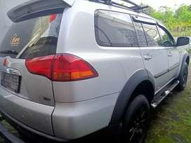 Pajero Dakar 2012 istimewa orisinil like new di Jogja