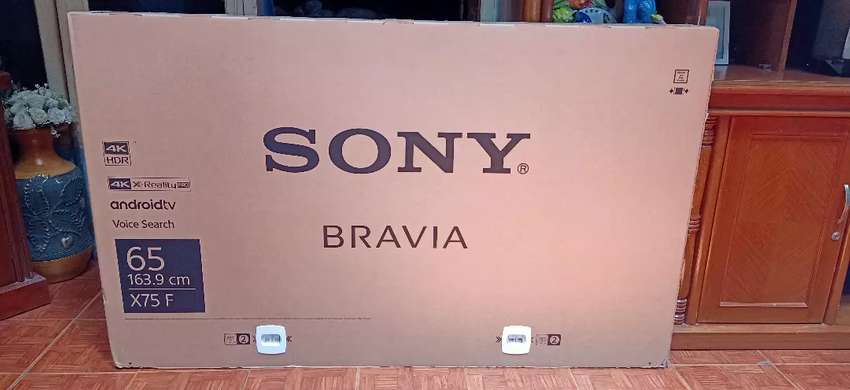 Sony Bravia | Android TV 65 inch 4K HDR 0