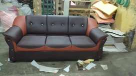 Brand New Cushion Sofa  For Sale [3 Seater]