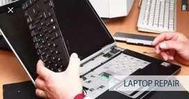 Laptop & Computer Repairing Works Saharanpur