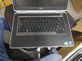 I5/4gb/320 Dell 6430 Lattitude Series Top Model