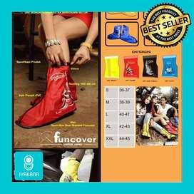 Jas Hujan Sepatu,Sarung Sepatu,Cover Shoes Anti Air Fun Cover IYAKANA