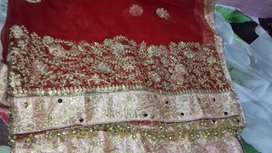 New Bridal Lehnga with Sandals