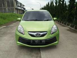 Dp 12 jt .! Kredit murah Honda Brio E Cbu 1.3 matic 2013 new look.!!