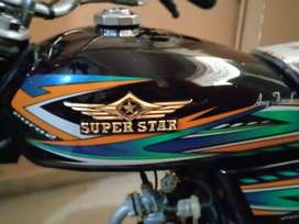 Super Star 70cc 2021 model