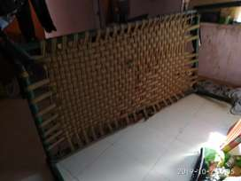 An Iron Bed