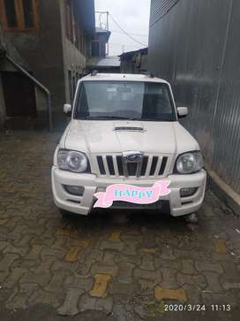 Mahindra Scorpio VLX 2WD Airbag Special Edition BS-IV, 2013, Diesel