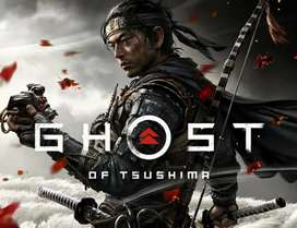 Ghost of tsushima and Mafia Trilogy all games available ps4 &Nintendo