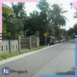60 are Tanah pinggir jalan di Sukarara Lombok tengah T367
