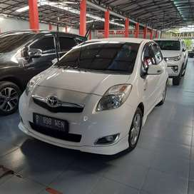 TOYOTA YARIS S LIMITED MATIC 2011