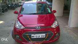 Hyundai Xcent for sell (2015 model , driven 18k KM)