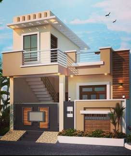 Ready to Move house with all amenities jankipuram Ex..
